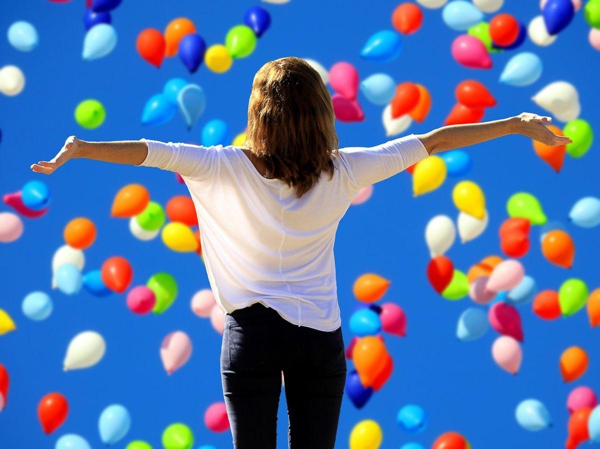 долгие прикольные картинки счастливых людей простой